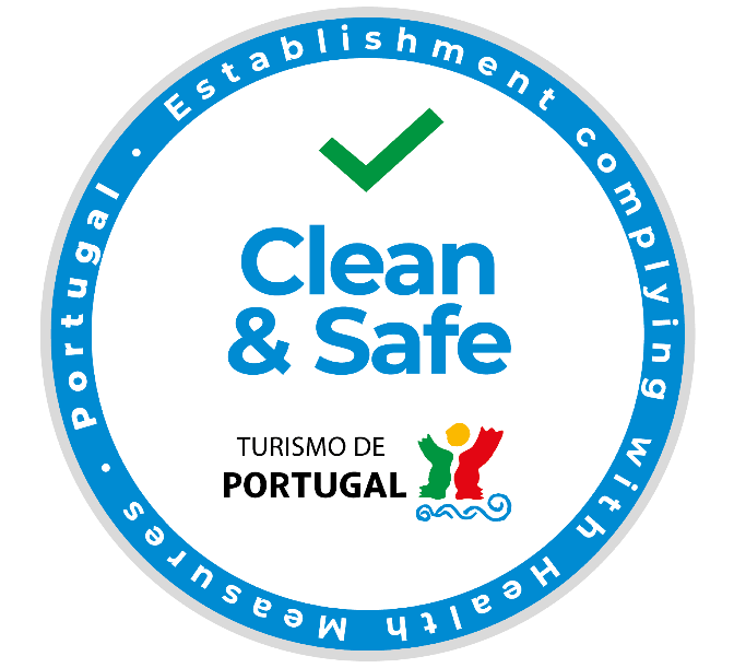 Selo Clean & Safe 2021