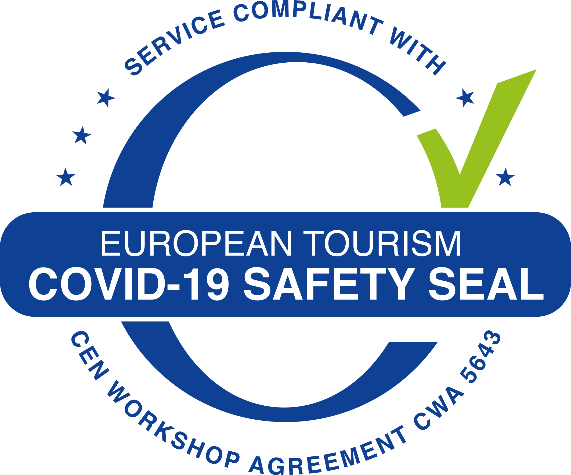 European Tourism COVID-19 Safety Seal